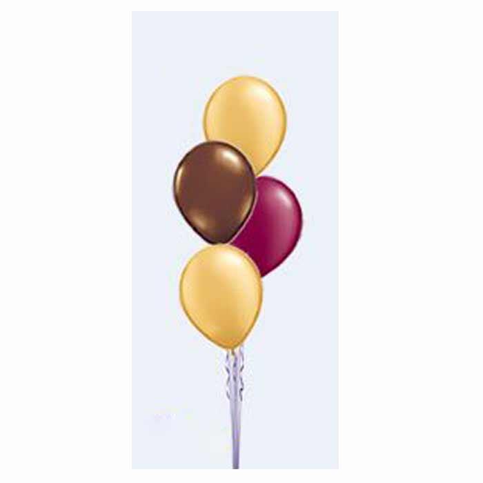 Centro de Mesa - 4 Balões