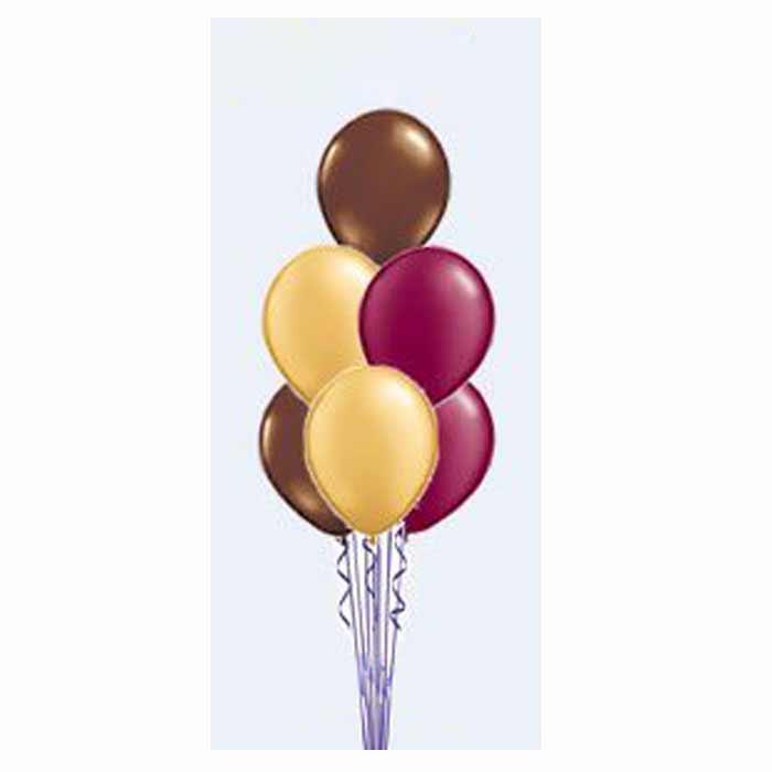 Centro de Mesa - 6 Balões empilhados