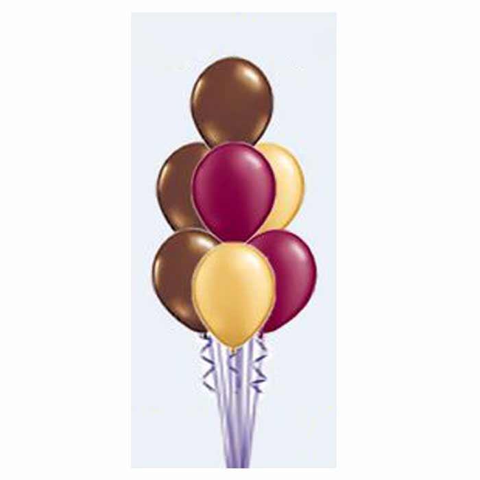 Centro de Mesa - 7 Balões
