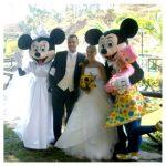 Mascotes – Casamento – Formiga Animada.