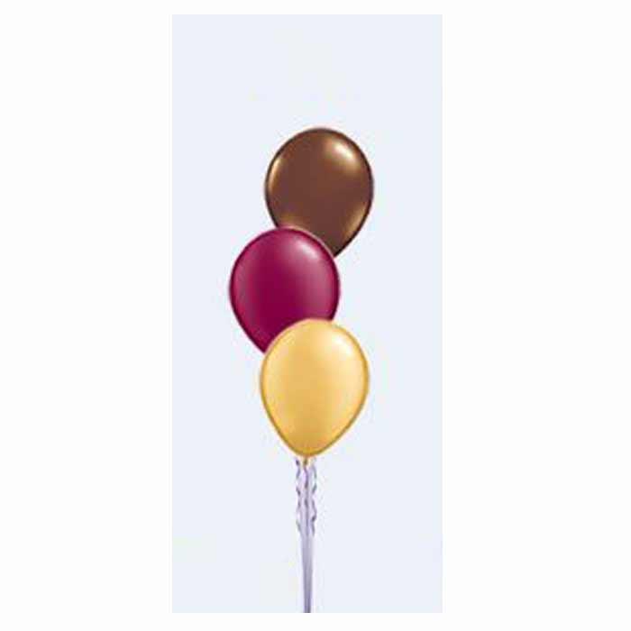 Centro de Mesa - 3 Balões