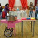 Carrinho de Algodão Doce, aluguer carrinho de algodão doce para festas de aniversário algarve, carrinho de algodão doce para eventos Algarve