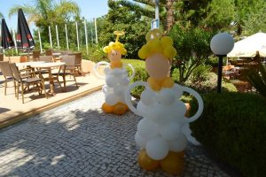 Esculturas de Balões