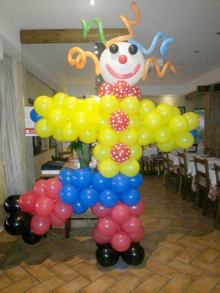 Escultura de Balões