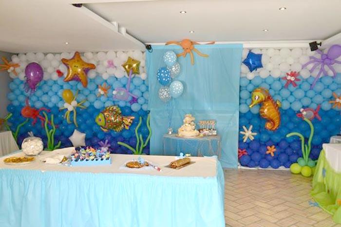 Mural de Balões