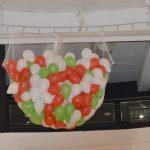 Queda de Balões, queda de balões algarve