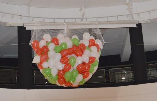 Queda de Balões